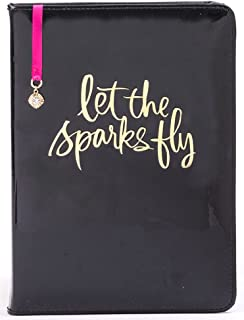 Spartina 449 Oh So Witty Journal - Black by Spartina 449