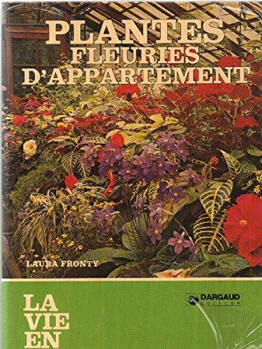 Plantes fleuries d'appartement