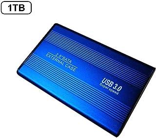ポータブル外付けハードドライブ、USB 3.0 500GB 1TB 2TB SATA3.0 6Gb伝送ソリッドステートSSDモバイル高速ハードディスク2.5インチ