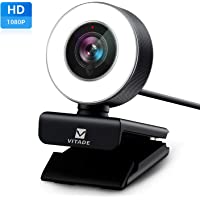 Vitade 960A USB Pro Computer Web Camera for Mac & Windows