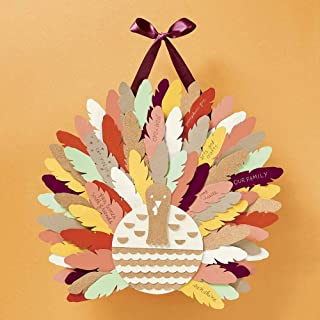 Thanksgiving Decorations for Home Thanksgiving Wreath Fall Wreaths for Front Door Turkey Decoration