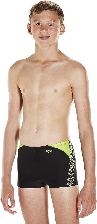 Speedo Jungen Boom Splice Aquashort Aqua Shorts