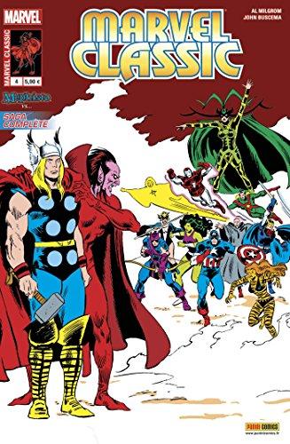 Marvel Classic V2 04: Mephisto