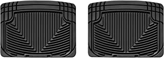 WeatherTech W20 All-Weather Trim to Fit Rear Rubber Mats (Black)
