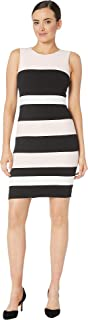 Tommy Hilfiger Women's Scuba Crepe Dress