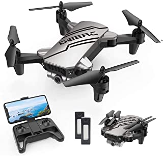 DEERC D20 Mini Drone for Kids with 720P HD FPV Camera Remote Control Toys Gifts for Boys Girls...