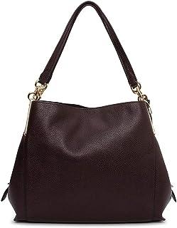 Coach Dalton 31 Ladies Medium Red Leather Shoulder Bag 73545GDOXB