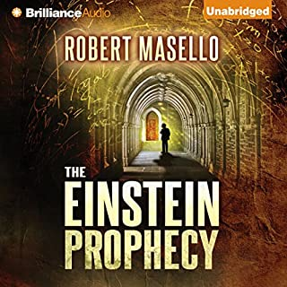 The Einstein Prophecy audiobook cover art