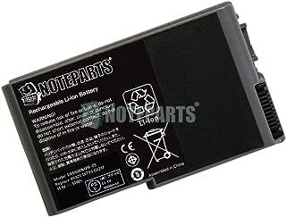 【NOTEPARTS】Dell デル Latitude D500 D510 D520 D530 D600 D610 Inspiron 500m 600m 用 Li-ion バッテリー 1X793/3R305/312-0068対応