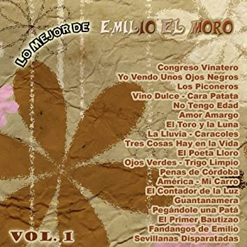 Lo Mejor De: Emilio el Moro Vol. 1