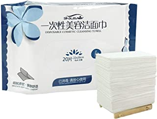 JLCKS The new dry compressed disposable baby wipes, disposable towels coin plate Trevi nonwoven fabric comfortable white c...