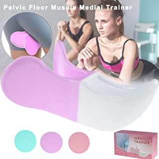 Sperarestella Pelvic Floor Muscle and Inner Thigh Exerciser Hips Muscle Trainer Pelvic Floor Beautiful Hip Clip for Women