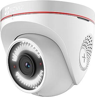 EZVIZ C4W 1080p Cámara de Seguridad con Defensa Activa Camara IP WiFi Exterior Cámara de VigilanciaIP67
