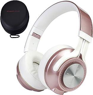 comprar comparacion PowerLocus Bluetooth Auriculares Diadema, Bluetooth 5.0 Cascos Bluetooth Inalámbrico Plegable Casco Blueto...