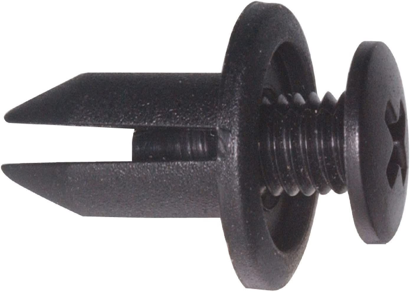 The Hillman Group 58550 Nylon Push In 14mm 8-Pack Raleigh Mall Store Rivet