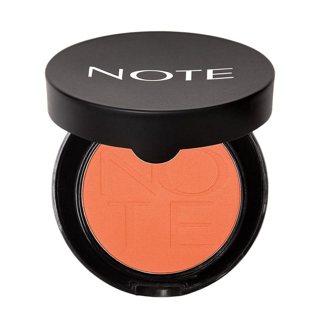 品種パンチ宿命NOTE Cosmetics ルミナスシルクコンパクトブラッシャー、1.18オンス 第03