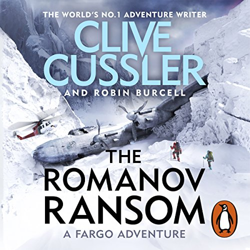 The Romanov Ransom cover art