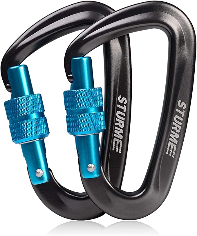 STURME Locking Carabiner Clip – The palm-sized Carabiner