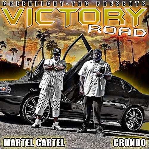 Martel Cartel & Crondo