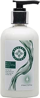 Greenviv Natural Moisturizing Body Lotion, 270ML, Avocado Oil,Hemp Seed, Oil,Wheat Germ Oil,Tea Tree Oil