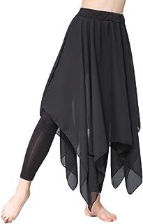 [ブブ オーハナ] スカート付き レギンス スカッツ スパッツ レギパン スカート レディース