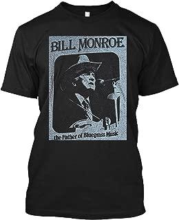 bill monroe t shirt