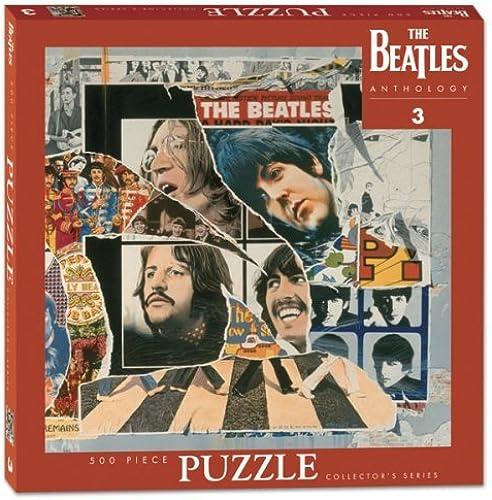 el mas de moda NMR Puz-The Beatles Beatles Beatles Anthology (1000pzs)  grandes ahorros