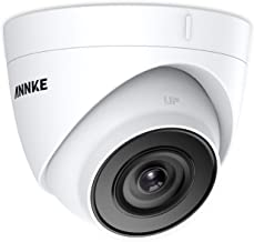ANNKE C500 Turret 5MP PoE IP Security Camera Super HD H.265+ CCTV Camera with 100 ft EXIR 2.0 Night Vision, 120 dB WDR & 3...