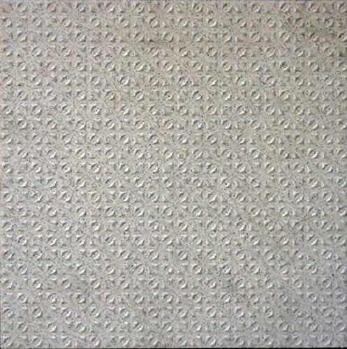 Bodenfliesen, Feinkorn grau creme R12, 20x20x0,9cm, 1Karton=1,0qm Mosako
