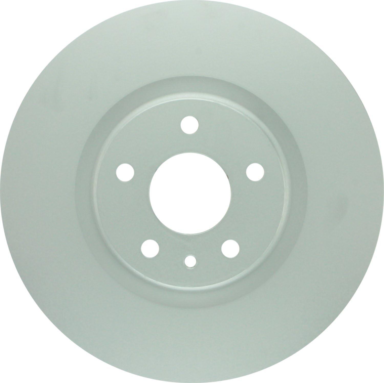 Bosch 20011541 QuietCast Premium Miami Mall Disc Brake Rotor For 2013-2015 Fees free
