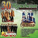 30 Corridos De Tierra Caliente - Con Los Reyes Del Arpa
