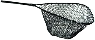 Ranger 9800R Hook-Free and Tangle Free Molded Rubber Knotless Landing Net (48-Inch Octagonal Aluminum Handle, 28 x 30-Inch Hoop, 20-Inch Net Depth)