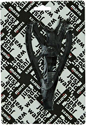 Mares Erwachsene Mask Strap LIQUIDSKIN-Black Maskenband, Schwarz, BX