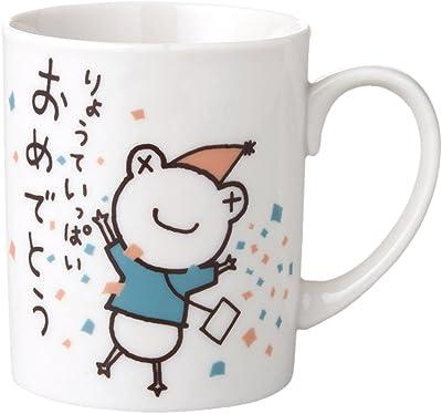 カトウシンジ メッセージ マグ おめでとう 60104
