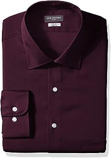 Van Heusen Men's Size Big Dress Shirts Tall Fit Flex Solid