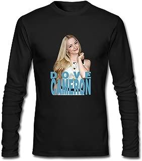 TBTJ Dove Cameron Long Sleeve T-Shirts for Men