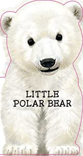 Little Polar Bear (Mini Look at Me Books)