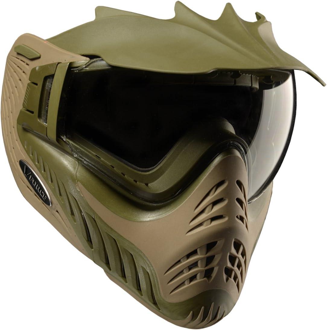 V-Force Profiler Mask Overview