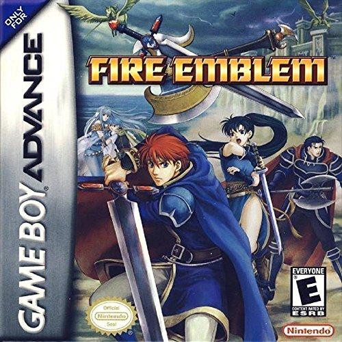 GameBoy Advance - Fire Emblem 1