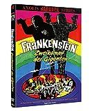FRANKENSTEIN - ZWEIKAMPF DER GIGANTEN Anolis Hardbox Serie DVD limited Edition 166 Stück COVER A