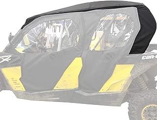 New Can-Am Commander Maverick Max 4-Seater Top & Back Canvas/Soft, UBRP120