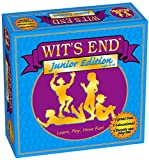 Wit's End Junior Edition - Board Game for Kids Ages 8-12