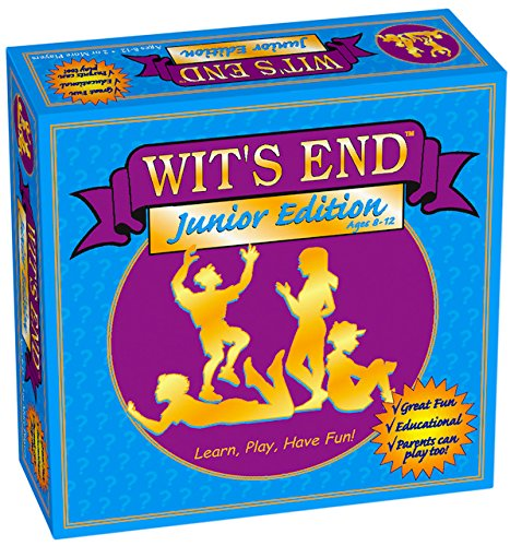Wit's End Junior - Board Game...