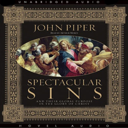 Spectacular Sins cover art