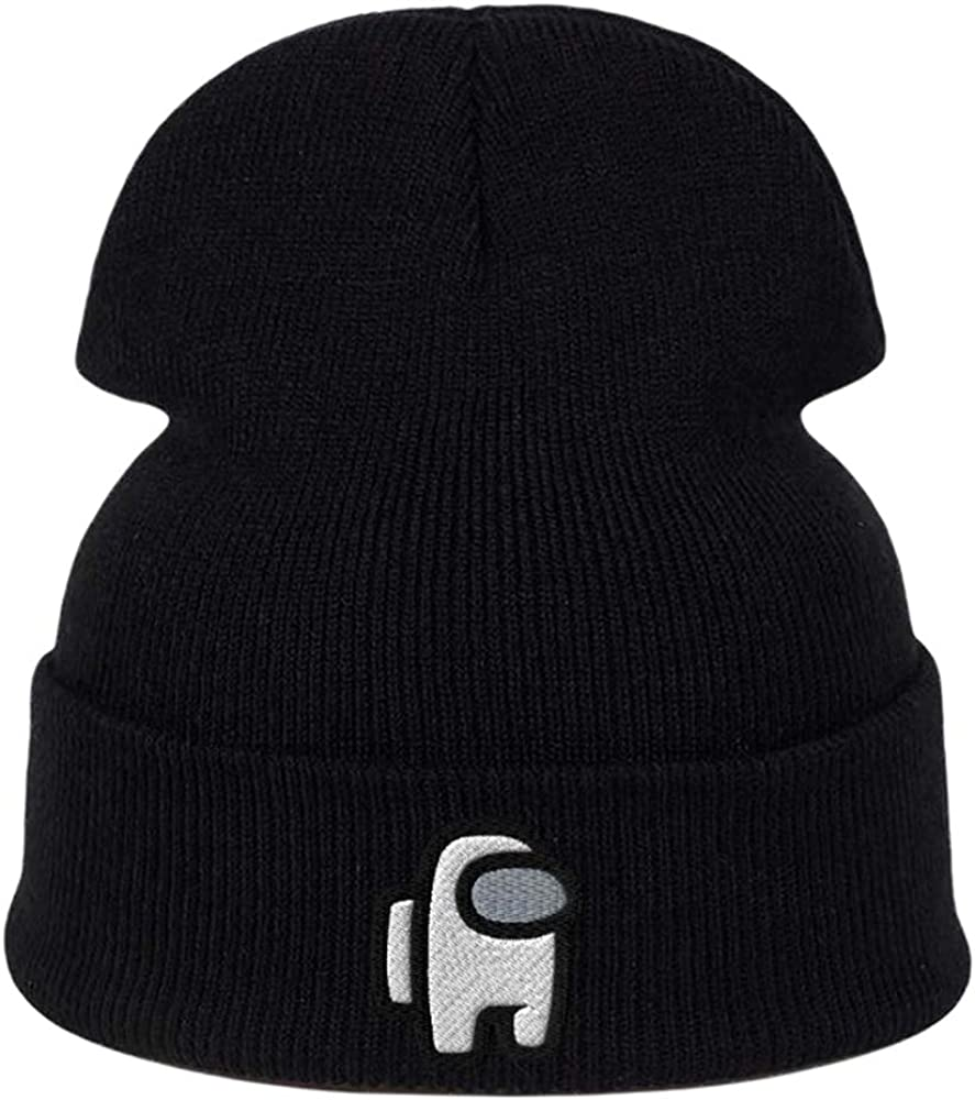 NisabellaLTD Among Max 44% OFF Us Beanie Unisex for Stretchy Knitted Cap Ranking TOP18 Hat