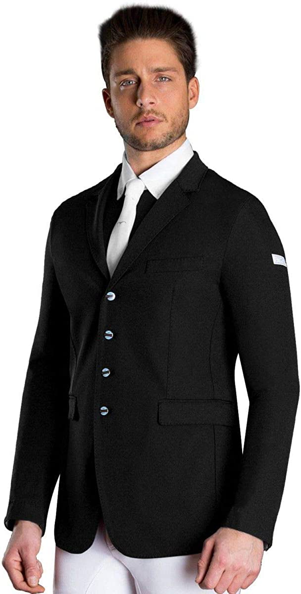 Animo Men's We OFFer at cheap Sales for sale prices Intenso Show Graglia 52 Jacket