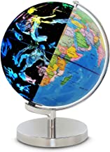 Globes/Stand-Educational Globe HD World Globe Constellation Table Lamp Suitable for Teaching High School Students Kindergarten World Globe