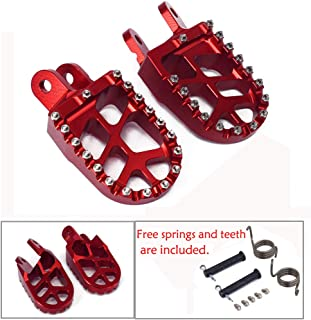 xr400 footpegs