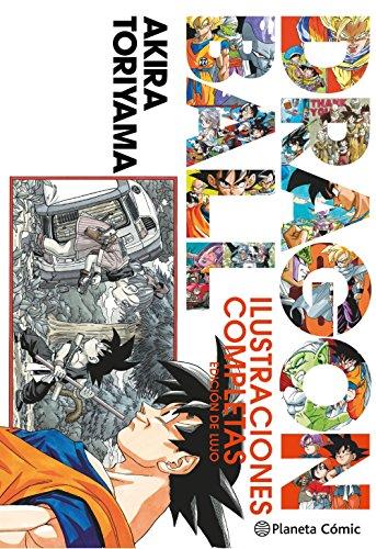 Dragon Ball Ilustraciones Completas (Nueva edición): Edición de lujo (Manga Artbooks)