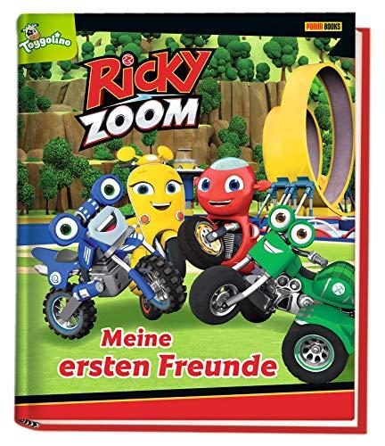 Ricky Zoom: Meine ersten Freunde: Kindergartenfreundebuch